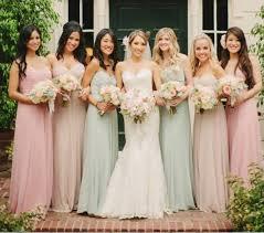 mismatched bridesmaid dresses dress yp