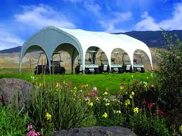 fabric buildings structures canopies weatherport