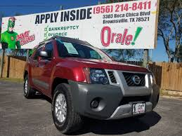 nissan xterra 2015 for sale charlie clark nissan brownsville vehicles for sale in