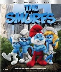 4k uhd blu ray review smurfs eruns net
