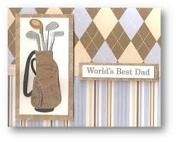 182 best cards sports images on pinterest masculine cards golf