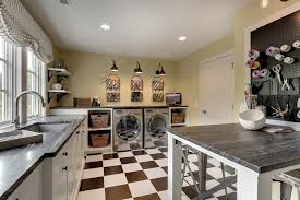 wrapping station ideas gift wrap station ideas laundry room traditional with craft room