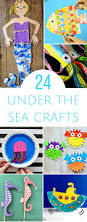 Kid Fall Crafts Under The Sea Crafts For Kids Sea Crafts Crafty Kids And Crafty