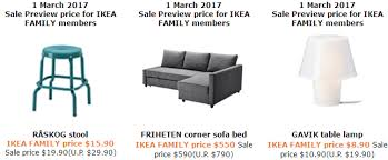 Ikea Register Ikea To Run Singapore U0027s Swedest Sale With Great Offers On Home