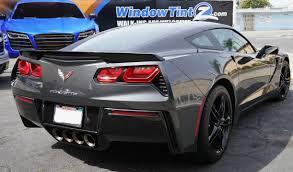 Mobile Window Tinting Phoenix Chevy Corvette Window Tinting Pictures Windowtintz Com
