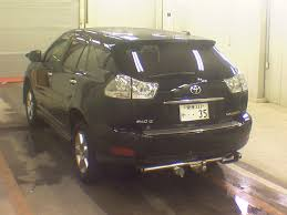 harrier lexus new model japanese used cars exporter dealer trader auction cars suv