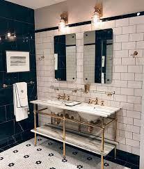 bathroom design showroom chicago astonishing throwback bathroom their chicago showroom by wtrwrks