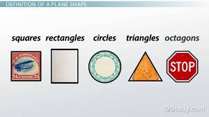 what are plane shapes definition u0026 examples video u0026 lesson