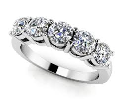 rings design design your own diamond anniversary ring eternity ring