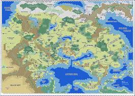 Map Of Faerun Map Of Greyhawk Archive Giant In The Playground Forums