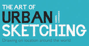 book review the art of urban sketching