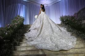 custom made wedding dress krikor jabotian custom made wedding dress on sale 57