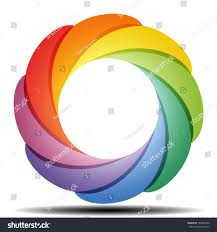 color wheel stock vector 163044542 shutterstock