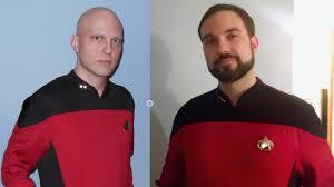 halloween costumes beards star trek u0027 halloween costumes chart mans recovery from cancer