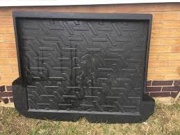 used peugeot estate cars for sale genuine peugeot plastic semi rigid boot mat protector liner for