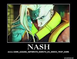 Sephiroth Meme - nash meme by antogames on deviantart