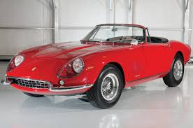 Ferrari California Vintage - the 12 most expensive cars sold at auction autocar