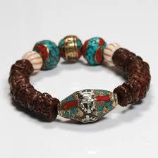 lucky bead bracelet images Handmade beaded bracelet turquoise coral beads bracelet handmade jpg