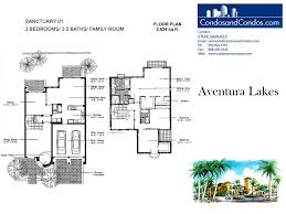 sanctuary floor plans waterfront home sales aventura
