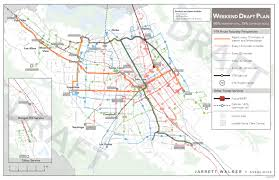 Light Rail Map San Jose by San Jose And Silicon Valley A New Bus Network Proposed U2014 Human