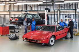 Bmw E30 Interior Restoration Bmw South Africa Refurbishes Its Classic Cars The Legendary Bmw