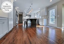 Laminate Kitchen Flooring The Comprehensive Guide To Kitchen Flooring Options Home