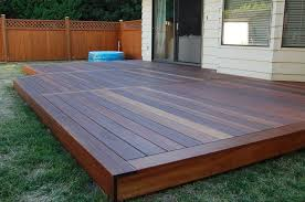 kayu batu deck deck contemporary with hardwood decks contemporary