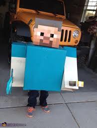 minecraft steve costume minecraft steve costume