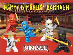 ninjago cake toppers lego ninjago cupcake toppers topcake ireland