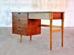 Mid Century Modern Desk For Sale Furniture Mid Century Modern Desk With White Ceramic Floor And