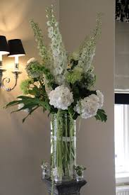 Flower Arrangements For Tall Vases Flower Design Wedding Ceremony Styling July 2011