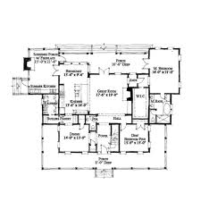 southern style house plan 5 beds 4 50 baths 3814 sq ft plan 464 12