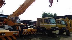 pusat jual beli crane second terlengkap
