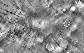 Mars Map Feel The Heat New Mars Map Shows Differences Between Bedrock And