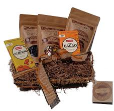 healthy food gift baskets organic nuts and superfoods vegan gift basket free shipping