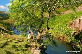 wild swimming images Tongue pot eskdale wild swimming outdoors in rivers lakes jpg