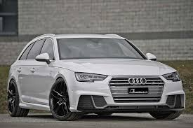 audi a4 tuner 2016 audi a4 avant tuned by b b automobil technik pushes the right