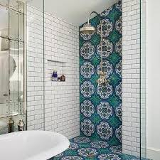 green bathroom tile ideas blue and green bathroom tiles design ideas