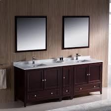 enchanting room interior design using double sink bathroom vanity