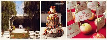 wedding cake harvest something borrowed autumn weddings apple orchard wedding venues