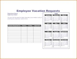 vacation letter template time off template time off request form 5 free templates in pdf vacation request forms for corporations cascades info