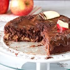 apple chocolate cake recipe gluten grain dairy free paleo