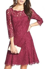 9 Pretty Lace Party Dresses for Christmas