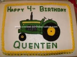 11 best aaron u0027s birthday ideas images on pinterest tractor cakes