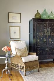 living room armoire how to decorate around and on top of tall furniture emily a clark