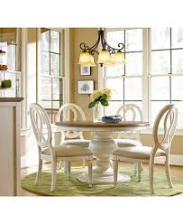 Circular Dining Room Tables - sag harbor round dining furniture collection furniture macy u0027s