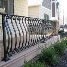 balcony railings archives monarch custom doors