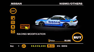 nissan gran turismo price gran turismo 1 racing modifications part 2 nissan youtube