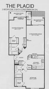 2 Bedroom Condo Floor Plans Lakeshore Condominium Floor Plans Lakeshore Condominium