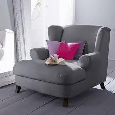 Esszimmer M Chen Kleiderordnung Ohrensessel In Stilvollem Grau Living Impressionen Sessel In